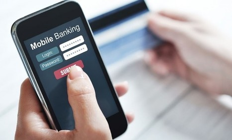 5 Ways To Be Safe When Using Mobile Banking | Video Shopping | Scoop.it