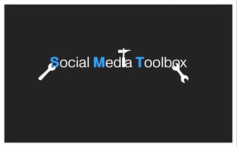 "La ""Social Media Toolbox"" du Community Manager 