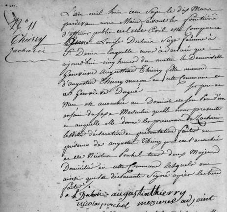 Généalogie : bientôt un site pour rechercher ses aïeux en Seine-Saint-Denis - Le Parisien | Rhit Genealogie | Scoop.it