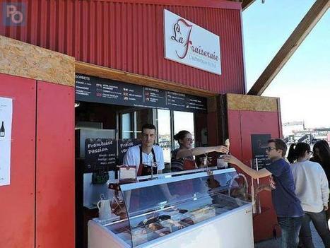 Nantes. La Fraiseraie ouvre sa dixième boutique près du carrousel | Early Nantes | Scoop.it