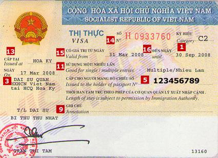 Gia hạn visa do quá hạn gồm những thủ tục nào? | Visa - hộ chiếu | Scoop.it