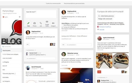Google Plus beau - 4h18 | Adopter Google+ | Scoop.it