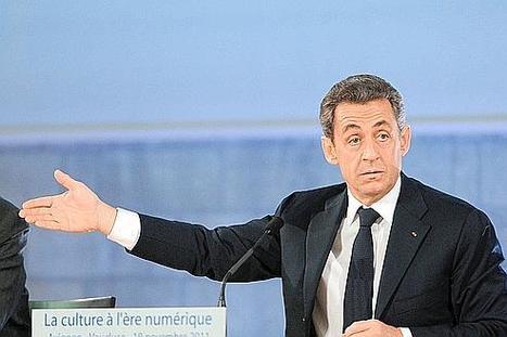 Sarkozy impose la baisse de la TVA sur l'e-book | BiblioLivre | Scoop.it