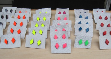Product of the Day | Neon Studs, Milly & Earl, Williamsburg | Spotlight | New York Boutiques | Scoop.it