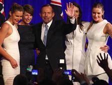 Tony Abbott elected Prime Minister   Australia Europe Africa   Scoop.it
