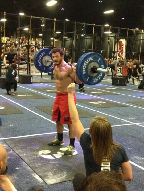 What I Learned from watching Kill Cliff's East Coast Championship | Crossfit | Scoop.it