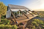 Amazing Net Zero House in the Canary Islands has On-Site Wind Turbines | Passive House + Net Zero Energy Homes | Scoop.it