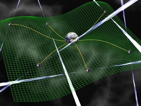 Pulsar Web Could Detect Low-Frequency Gravitational Waves | Amazing Science | Scoop.it