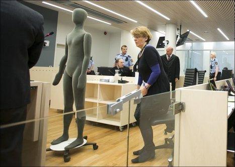 Mann kastet sko mot Breivik - VG Nett om Terrorangrepet 22. juli - Rettssaken | @9654MM | Scoop.it