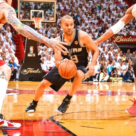 Spurs Steal Game 1 in Miami, 92-88   san antonio spurs   Scoop.it
