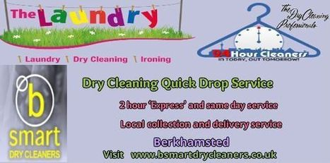 Dry cleaners Quick drop services | B Smart Dry Cleaners | Scoop.it