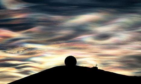 L'image de la semaine : l'Antarctique iridescent | ART's news | Scoop.it