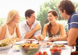 Going on double dates helps couples feel better about their own relationships: study   Kickin' Kickers   Scoop.it
