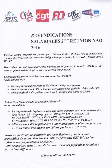 2ème NAO AMALIS | | Salariés précaires de l'industrie nucléaire | Scoop.it