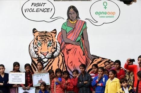 Une super-héroïne en croisade contre le viol dans une BD indienne | Bibliothèque et Techno | Scoop.it