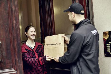 [On a testé] Passer une commande avec Amazon Prime Now | Retail & Logistique | Scoop.it