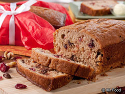 Chocolate Chip Cranberry Bread - abc27 | Chocolate Gifts | Scoop.it