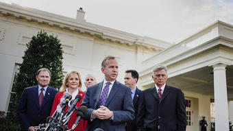 Governors meet with Obama, members of Congress on fiscal cliff - Los Angeles Times | The Black Conservative | Scoop.it