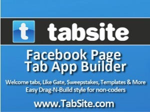 Using Facebook TabSite to Build Custom Pages - Slingshot SEO | Online Marketing Resources | Scoop.it