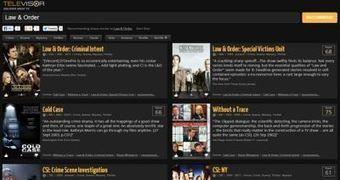 Televisor, servicio de recomendaciones para descubrir series de TV similares a las series que nos gustan | Series TV | Scoop.it