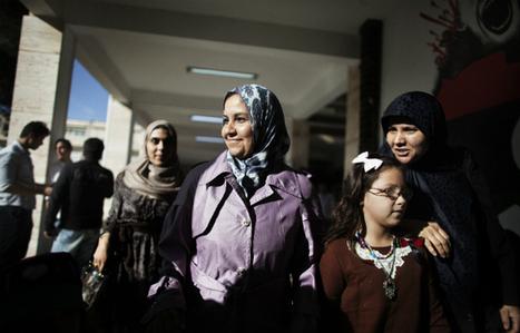 Libya's Unarmed Revolutionaries [ 3 Libyans] - Fadil Aliriza | Saif al Islam | Scoop.it