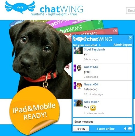 One Mom's Moxie: Ways on How to Create an Engaging Tutorial Website with Chatwing Chat Widget | Chatroom with no registration | Scoop.it