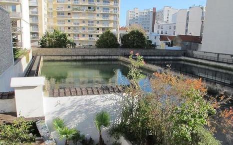 Paris XVe. Le réservoir de Grenelle sauvé de la destruction par un projet écologique - Le Parisien | du village autonome... | Scoop.it
