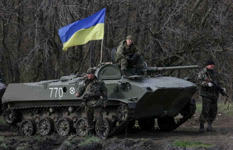 Yanukovych demands to return Ukraine's military forces to permanent bases | Global politics | Scoop.it