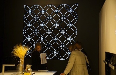 New light emitting wallpaper redefines interior lighting | Light & Science | Scoop.it