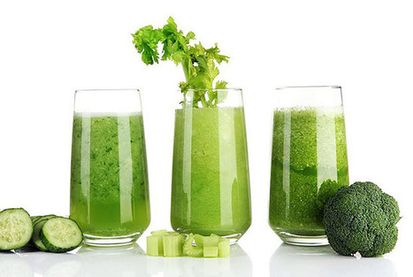 Tips for Drinking Green Juice | Healthy Juices | Scoop.it