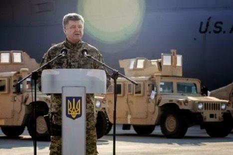 Fort Russ: Poroshenko: Not Bandera, but a parody of a respectable Fuehrer   Global politics   Scoop.it