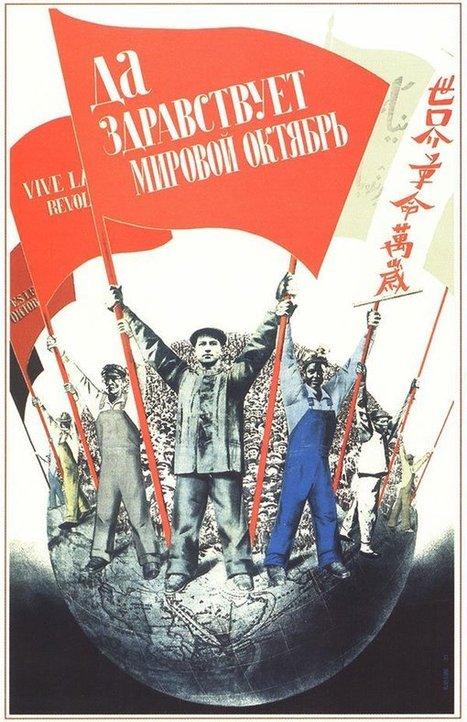 Exposition : quand l'URSS voulait séduire l'Afrique | Jeune Afrique | Kiosque du monde : Afrique | Scoop.it