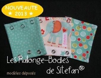 Sitefan® des indispensables Rallonge-Bodies   Astuces maman-bébé de la puériculture   Scoop.it