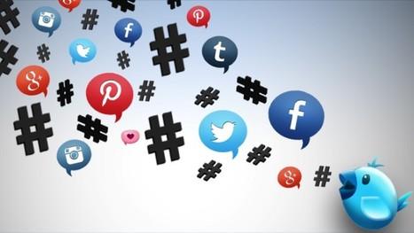 Comment utiliser et trouver les bons hashtags | Réseaux sociaux et stratégie d'entreprise | Scoop.it