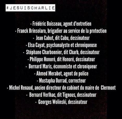 #JeSuisCharlie : Stress post-traumatique - Mon Psy Nantes : Gestion du stress - gestion du temps - burnout - boreout - harcèlement, isolement social | Stress | Scoop.it