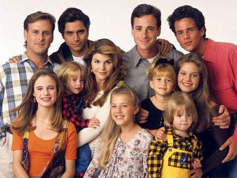 All the Details on the 'Full House' Reboot | What's up, TV? | Scoop.it