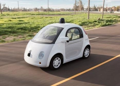 La voiture autonome de Google sur les routes cet été | Innovation et technologie | Scoop.it
