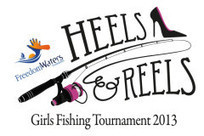 FWF Heels & Reels Girls Fishing Tournament 2013 Date Announced! | Fishing Industry News | Scoop.it