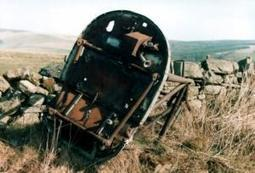 There are many untouched plane wrecks in the UK, dating back to WWII. Removing them is forbidden! | World War II | Scoop.it