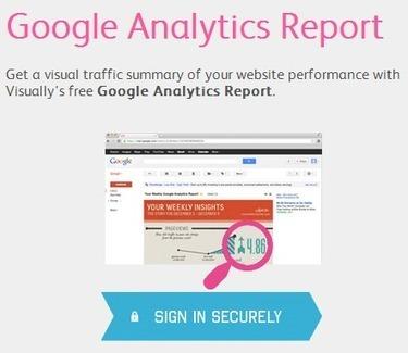Visual.ly: créez facilement une infographie avec les statistiques de votre site [tuto] | Innovation & Technology | Scoop.it