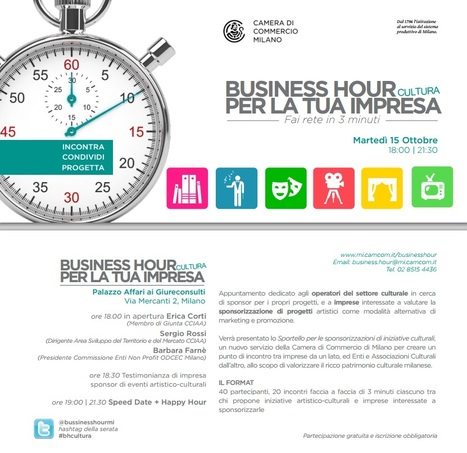 Business Hour - Cultura | BH Cultura | Scoop.it