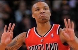 Damian Lillard elimina a Houston Rockets en los playoffs de la NBA ...   Bball   Scoop.it