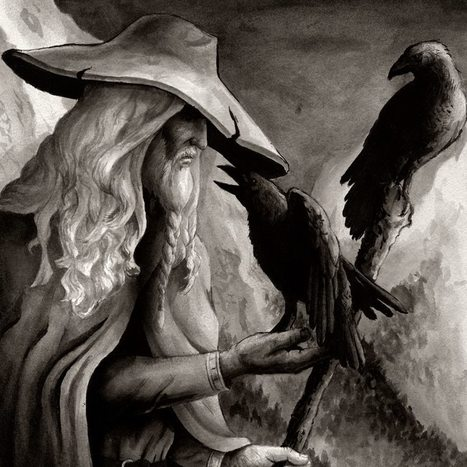Huginn and Muninn | They were here and might return | Scoop.it