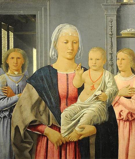 Museum of Fine Arts, Boston, debuts rare painting by Renaissance master Piero Della Frencesca | Le Marche another Italy | Scoop.it