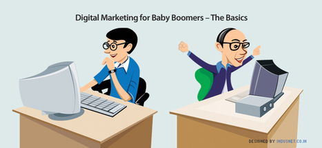 Digital Marketing for Baby Boomers – The Basics | Lawyer Content Marketing Strategies & Tools To Grow Digital Reputation | Scoop.it