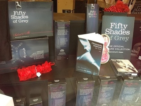 50 books like 50 Shades Of Grey | Book Club | Scoop.it