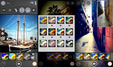 Camaringo, una nueva forma de hacer fotografías con filtros artísticos con tu Android   Recull diari   Scoop.it
