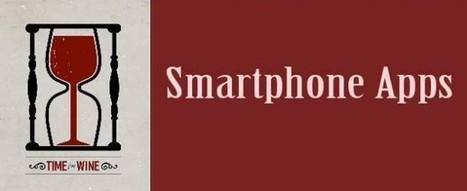Application sur le vin pour smartphone : tour d'horizon | Mon cyber-fourre-tout | Scoop.it