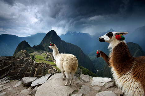 Ten Iconic Images: A Photographer's Bucket List -- National Geographic | Hunted & Gathered | Scoop.it