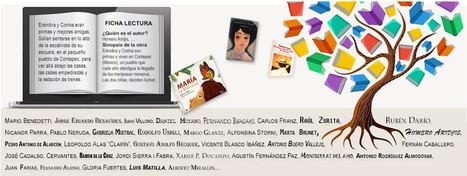 Plataforma para la promoción de la lectura y las letras en español | Español lengua extranjera. ELE | Scoop.it